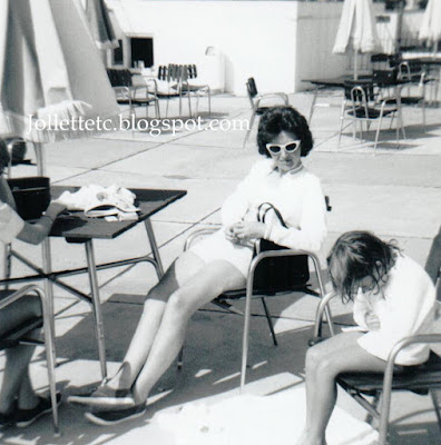Mary Eleanor Davis Slade and Mary Jollette Slade Pollock Aug 1965 http://jollettet.blogspot.com