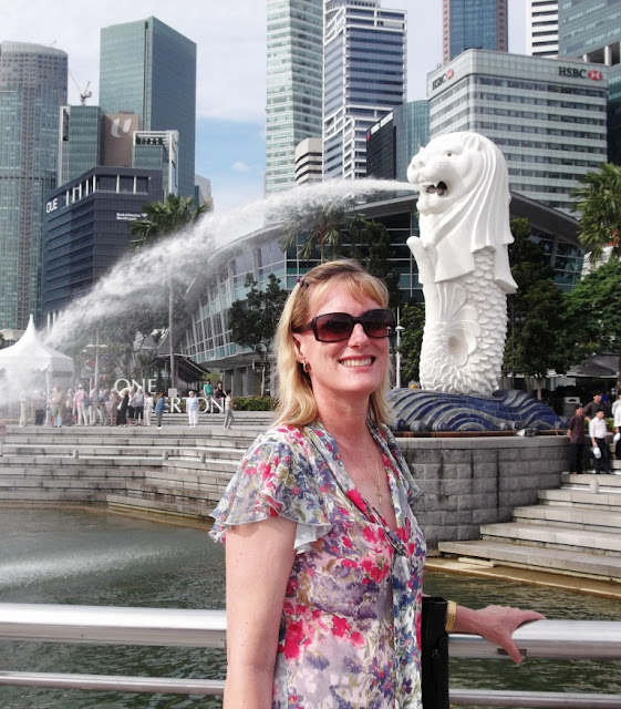 a little overview of my trip to Singapore for my 50th