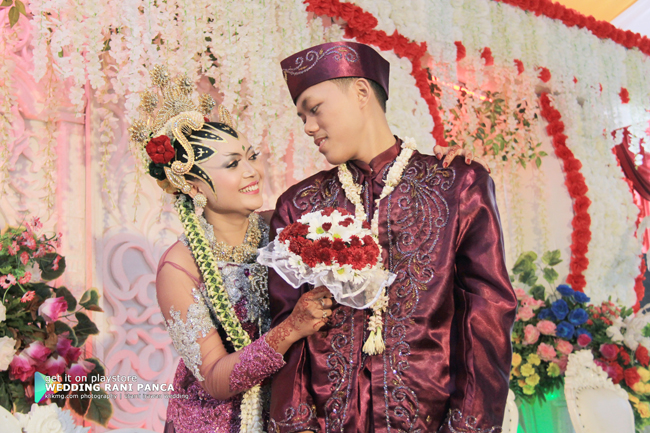Wedding Rani & Panca [ Bag.2 ] | Foto oleh : Klikmg Fotografer Wedding Purwokerto