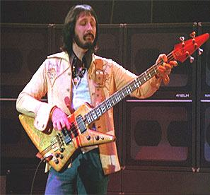 a29f8684f145c9 I took up playing bass largely due to the influence of the Who s John  Entwistle. Many say that he is the greatest bass player in the history of  rock and ...