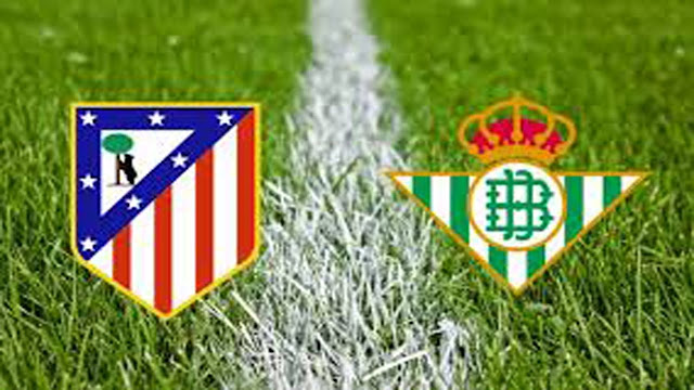 Atletico Madrid vs Real Betis Full Match And Highlights