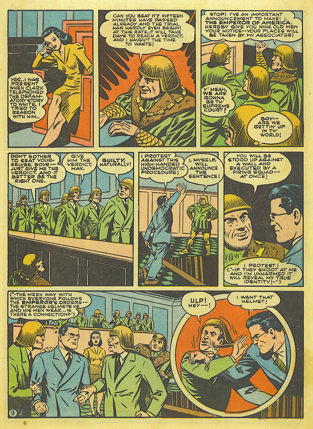 Action Comics (1938) 52 Page 10