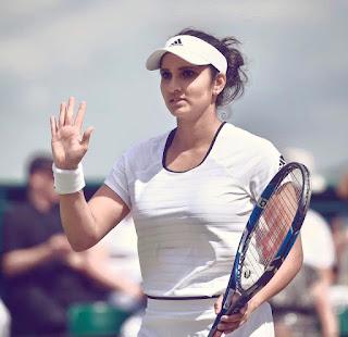 Sania Mirza Indian Tennis Player
