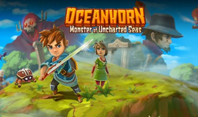 Game Offline Android Petualangan - OceanHorn