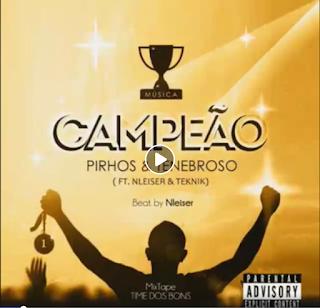 Pirhos & Tenebroso Feat. NLeiser & Teknik  - Campeão (Teaser)