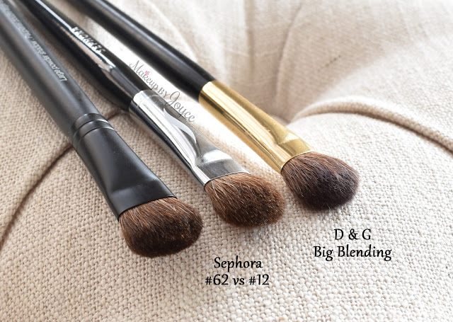 Sephora Collection Pro Allover Shadow Brush #12 Review