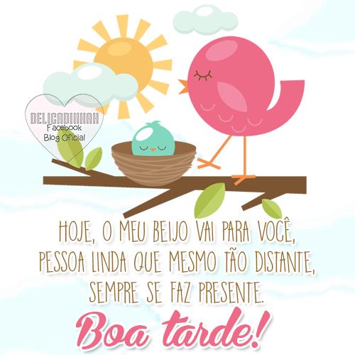 Oficial ♥: Frases De Boa Tarde