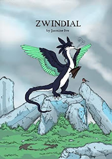 Zwindial - an entrancing fantasy by Jasmine Ive