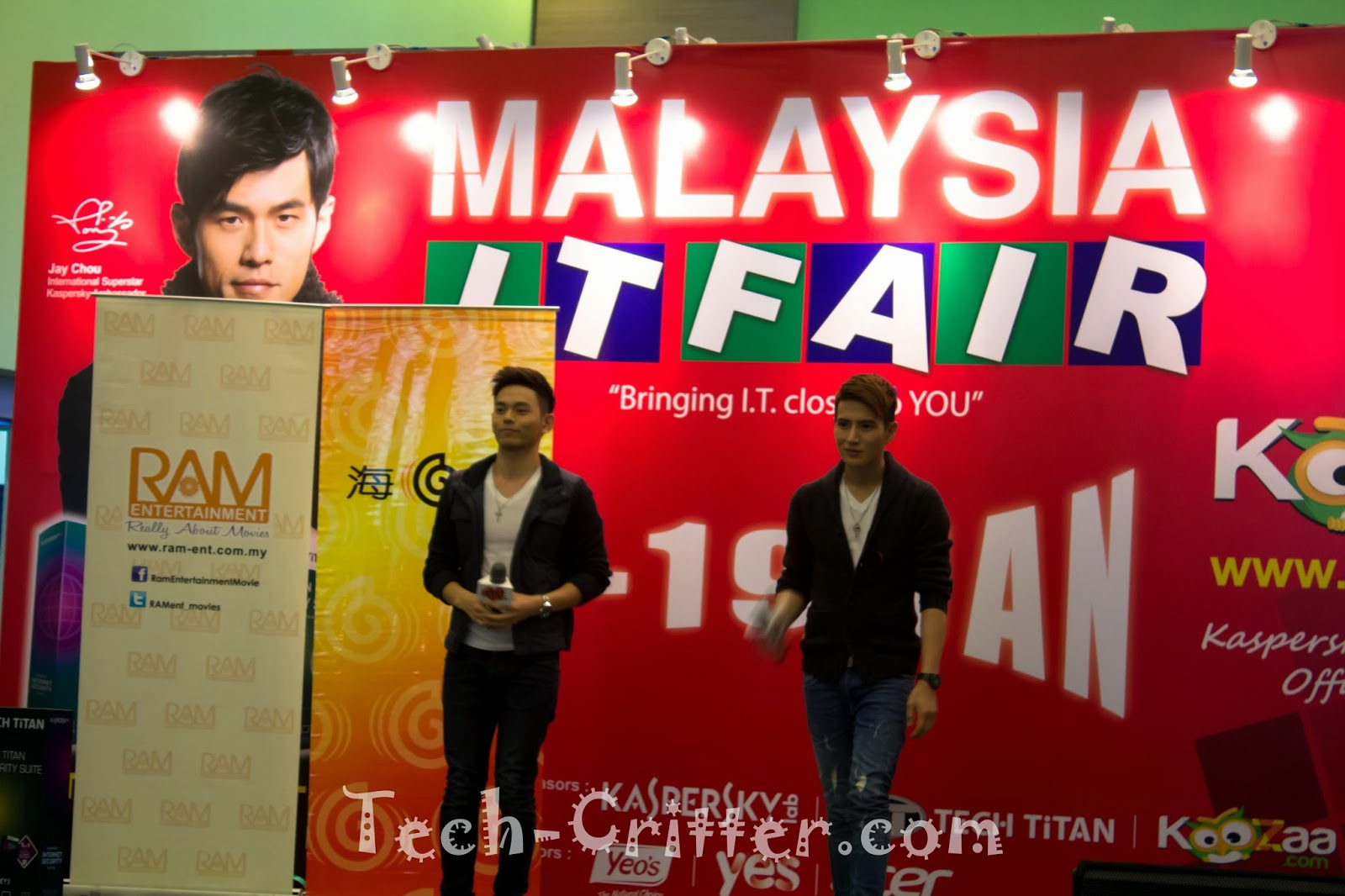 Coverage of the Malaysia IT Fair @ Mid Valley (17 - 19 Jan 2014) 232