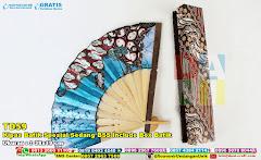 Kipas Batik Spesial Sedang BSS Include Box Batik