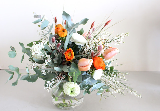 Abonnement de fleurs Lyon, livraisons fleurs Lyon