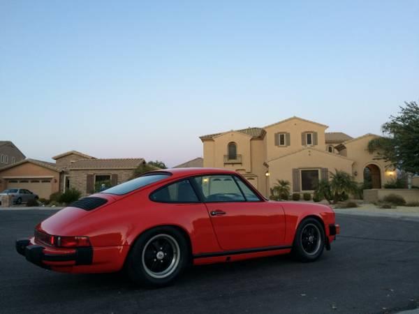 Beautifully Restored 1978 Porsche 911SC - Buy Classic Volks