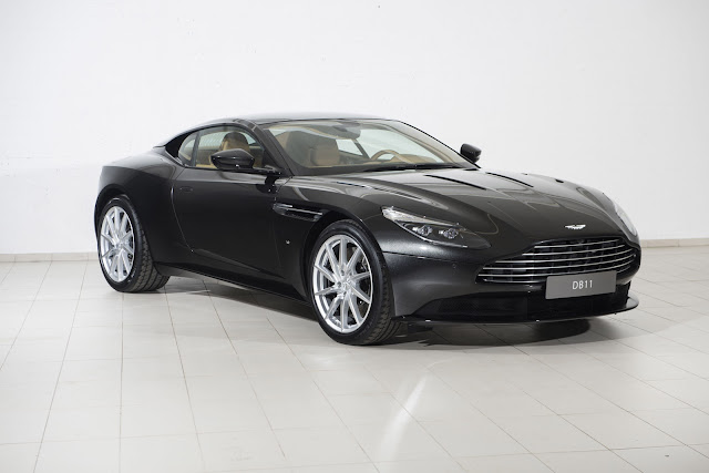 2017 Aston Martin DB11 Launch Edition for sale at AS Insignia for EUR 214,150 - #aston_martin #db11 #tuning #supercar #for_sale