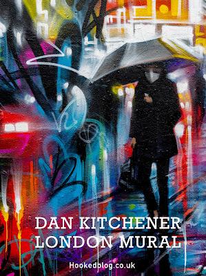 New Dan Kitchener Street Art in Brick Lane - Pinterest 01
