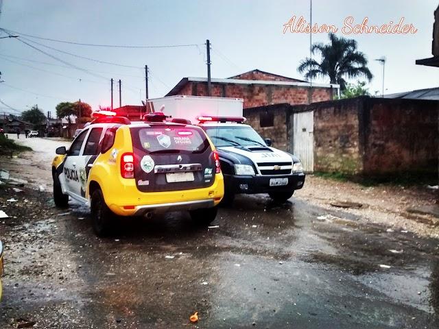 Homem é morto com facada no coração no jd. Monza em Colombo