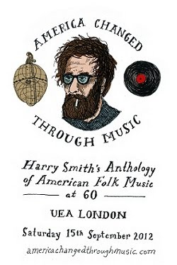 America Changed Through Music: Harry Smith's Anthology of American Folk Music at 60