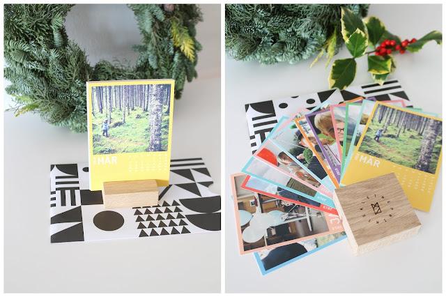 Fotokalender Weihnachtsgeschenke Geschenkidee Kleine Prints Fotogeschenke fuer Kinder und Eltern Jules kleines Freudenhaus