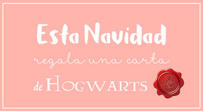 Regala carta Hogwarts
