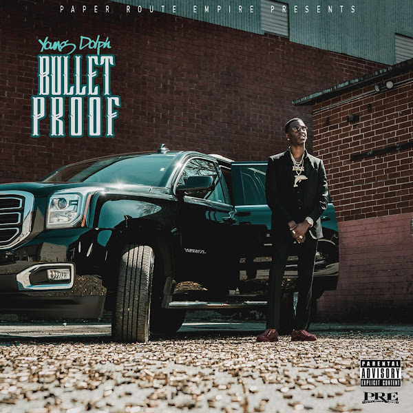 Young Dolph - Bulletproof Cover