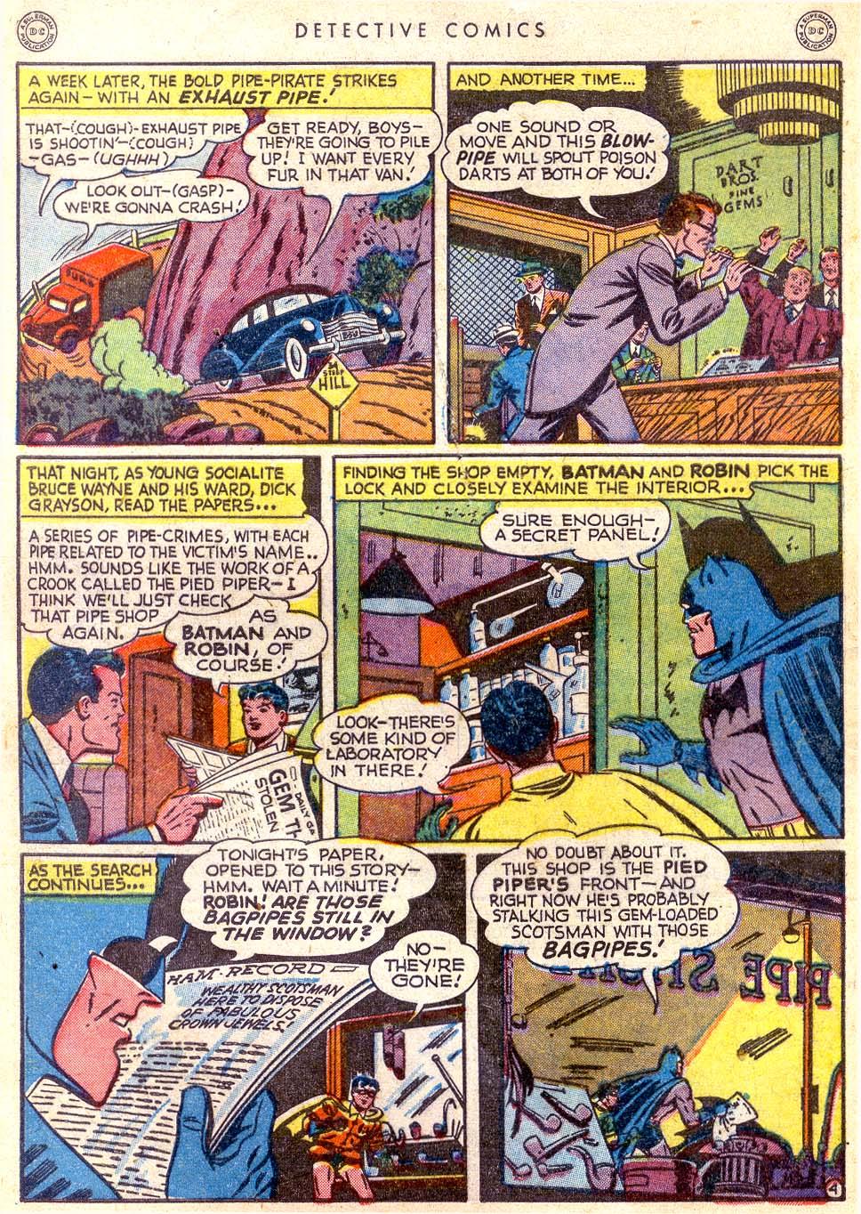 Detective Comics (1937) 143 Page 5