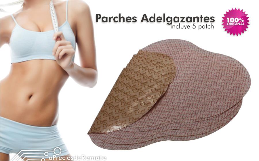 mymi wonder patch | reducir grasa abdominal | slim patch