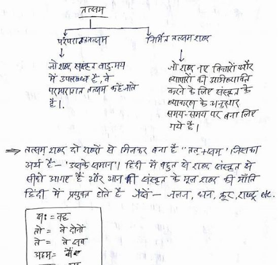 Hindi Grammar Pdf