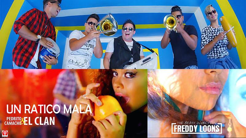 Pedrito Camacho & El Clan - ¨Un ratico mala¨ - Videoclip - Director: Freddy Loons. Portal Del Vídeo Clip Cubano