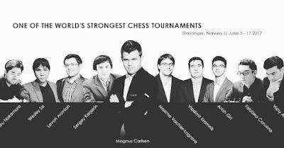 Magnus Carlsen parte como claro favorito