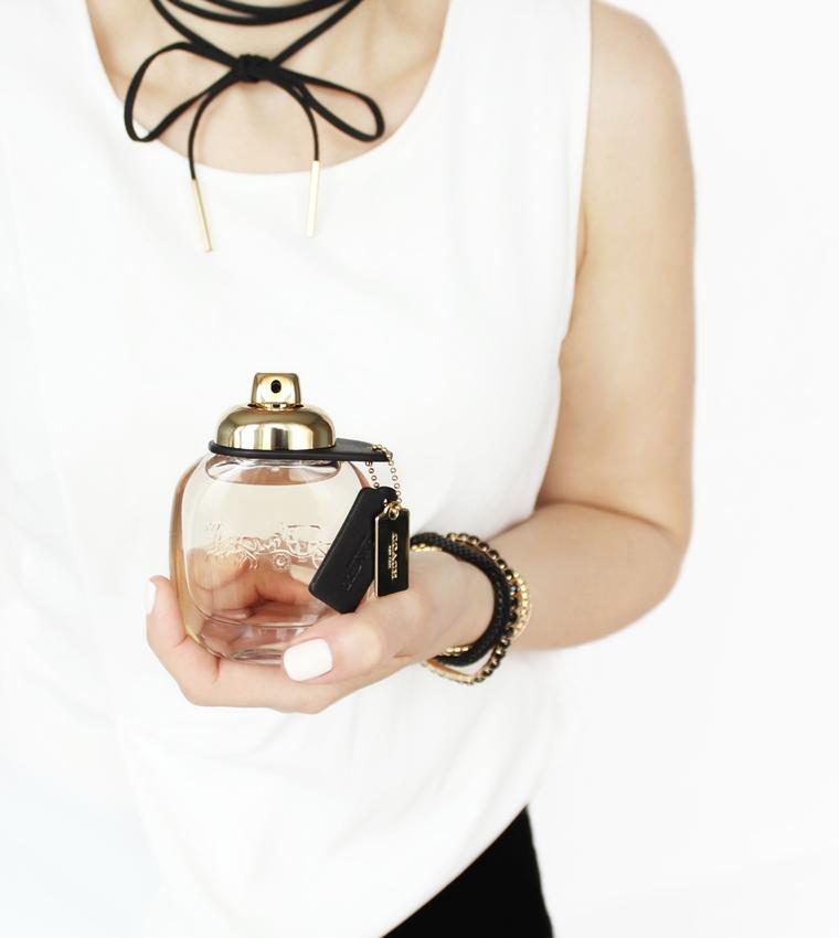 Coach New York, czyli nowoczesne perfumy w stylu retro
