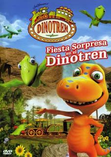 Ver Dinotren: Fiesta Sorpresa (2011) Online