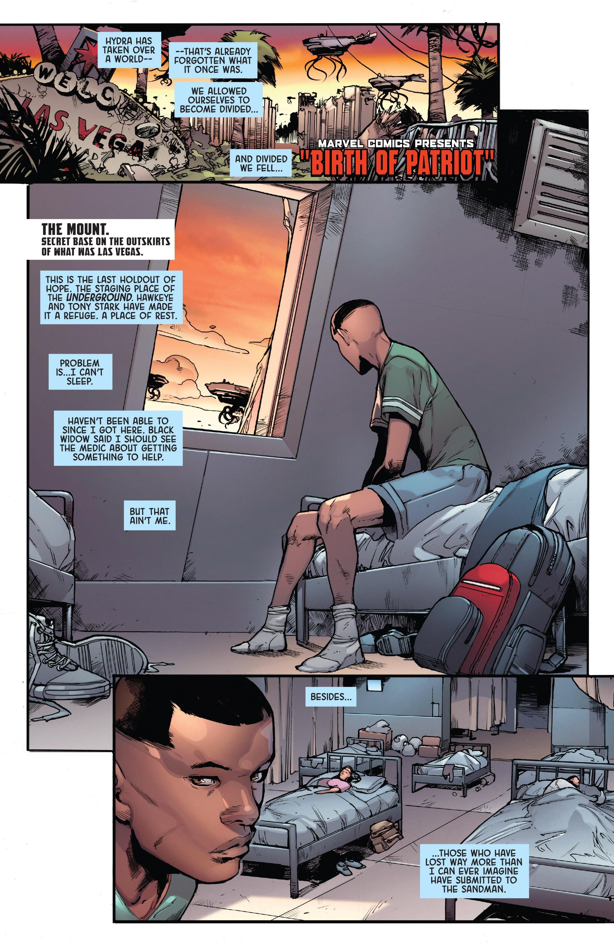 Read online Secret Empire: Brave New World comic -  Issue #2 - 3