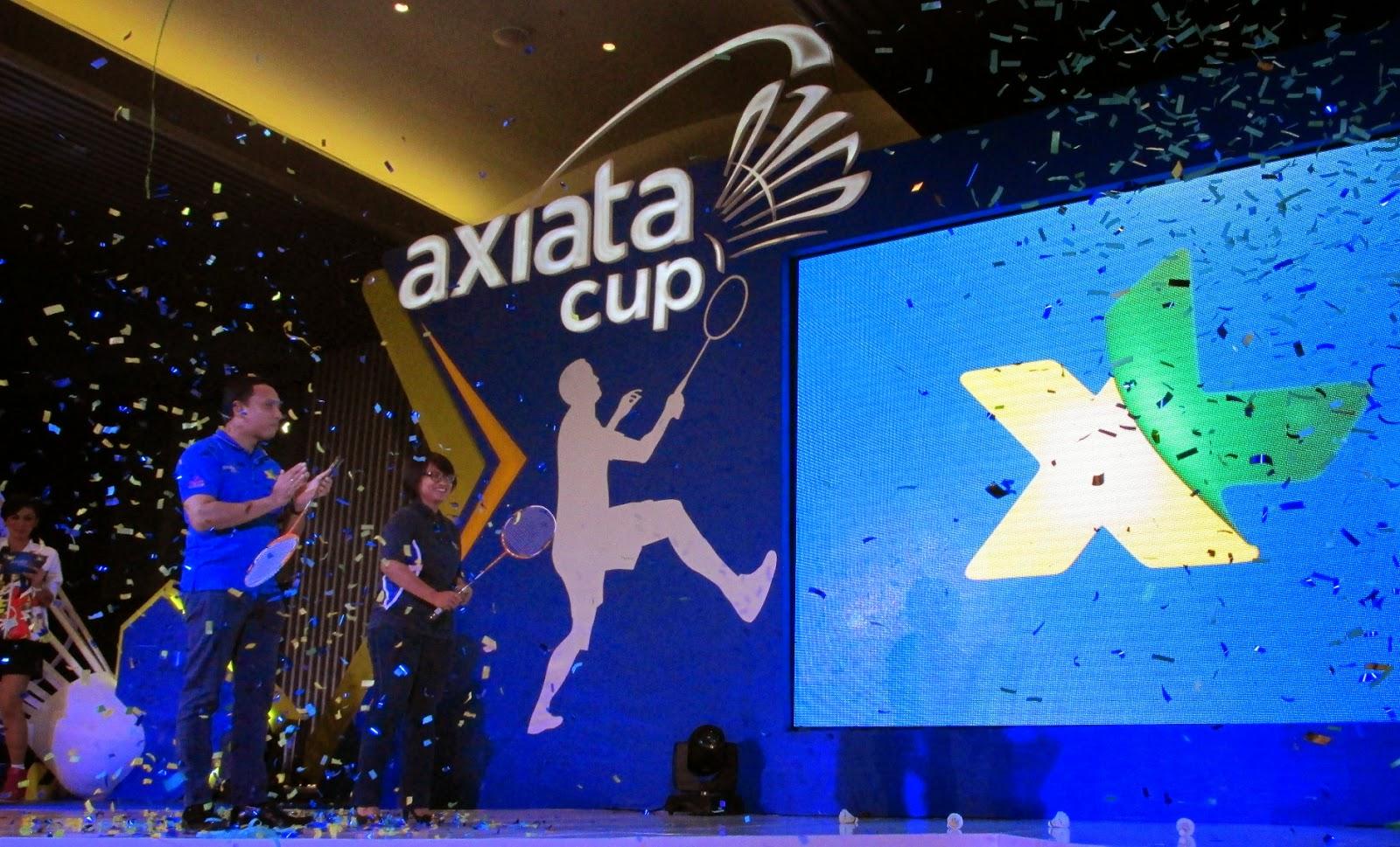 Axiata Cup 2014 Berhadiah 1 Juta Dolar US