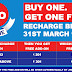 """JIo Prime users can enjoy """"Buy One Get One Free"""" offers on Rs 303, Rs 499 and above packs; Users can avail up to 10GB of free data"""
