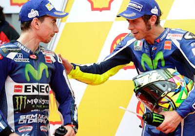 Rossi: Saya Sudah Tak Bisa Menang