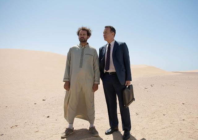Tráiler de 'Esperando al rey' con Tom Hanks Publicar