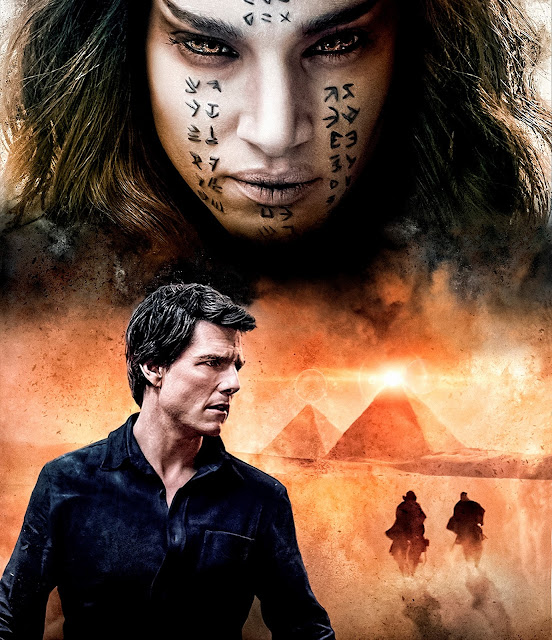 The Mummy (2017) Movie Poster