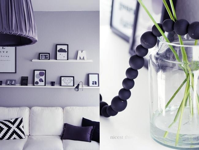 kabel dekorativ verstecken wohn design. Black Bedroom Furniture Sets. Home Design Ideas