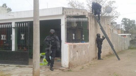 Robó en Etruria y lo detuvieron en Córdoba Capital