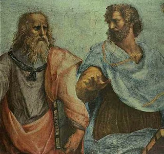 Comparing and contrasting the views of great philosophers plato and aristotle