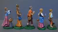 statuine realistiche idee regalo famiglia presepio pastori orme magiche