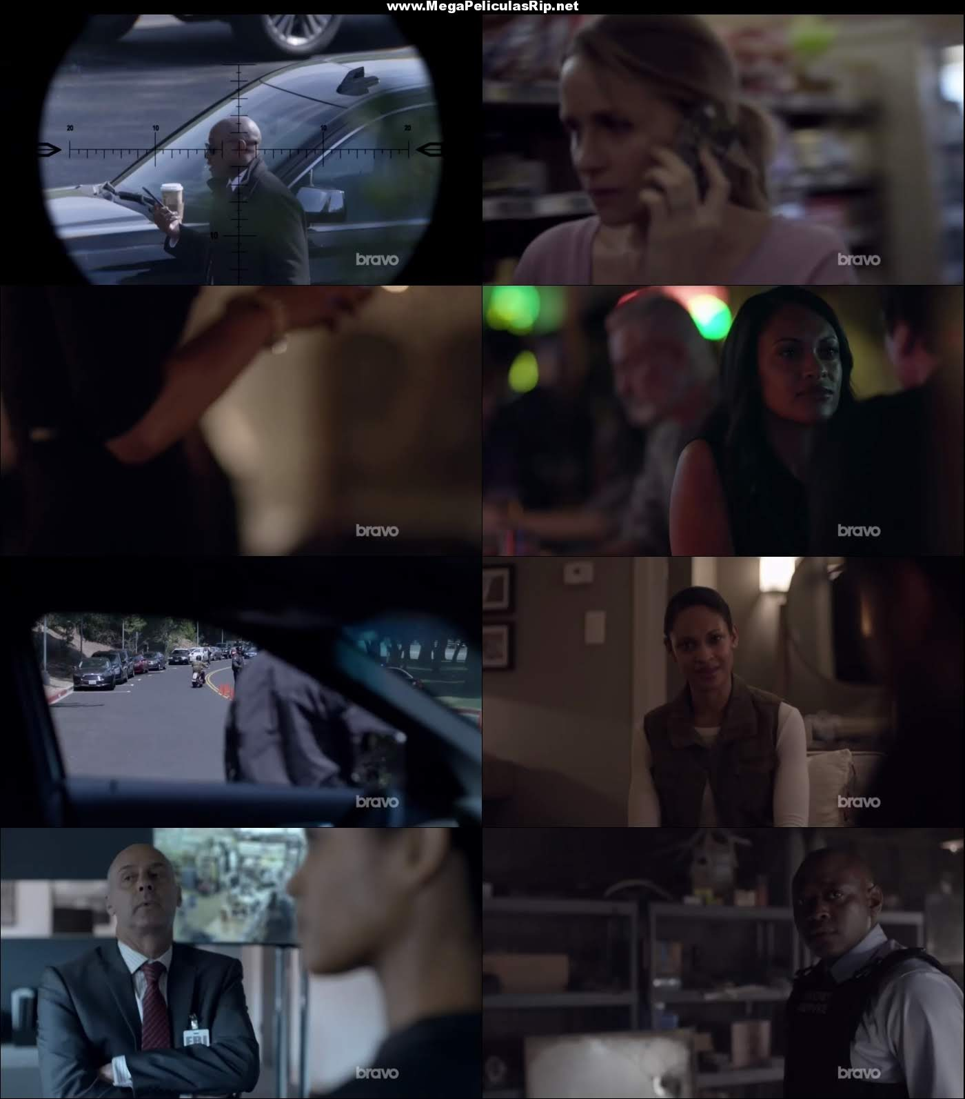 Shooter Temporada 1 720p