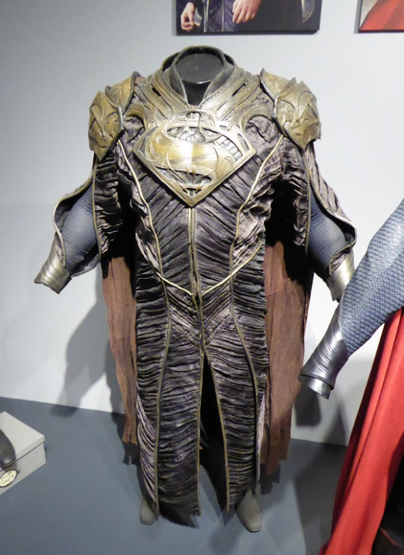 Man of Steel Jor-El Kryptonian costume
