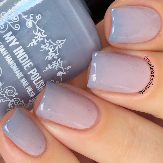my indie polish shopaversary swatch review