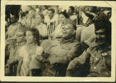 Smiling Photo - Subhas Chandra Bose