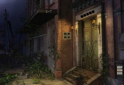 Abandoned Town Escape