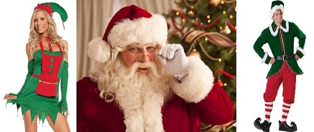Noel Baba'nın Cinleri Elfler