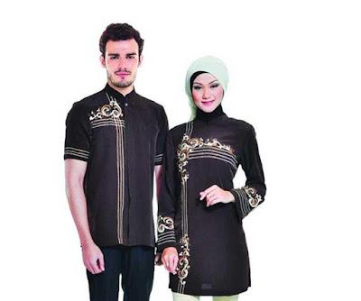 4 Trik Memilih Baju Muslim Couple