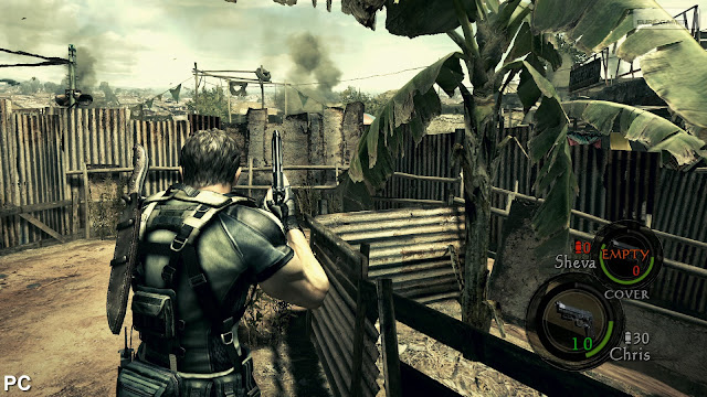 Resident Evil 5 PC Game Free Full Version Gameplay