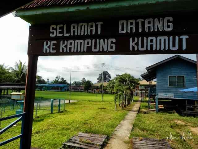 Image result for Gambar kampung Kuamut