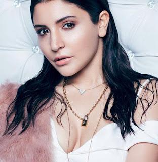 Bollywood Actress Anushka Sharma New Photos